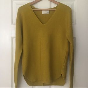 Wilfred Free Wolter Sweater Wool V-Neck
